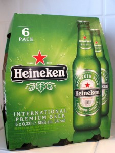 Gluten Test Poll Becks Heineken Guinness