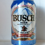 Busch Beer Gluten Test