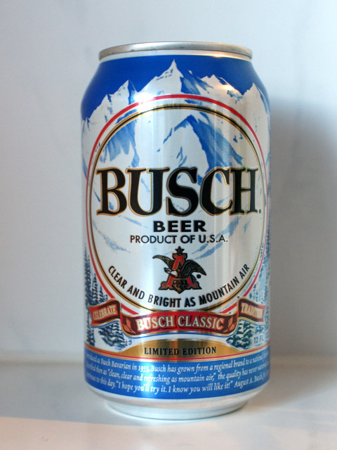 Busch Beer Gluten Test – Low Gluten in Beer