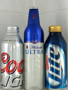 Poll American Light Beer Gluten Test