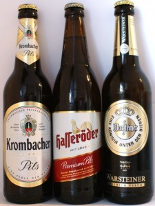 German Beer Gluten Test