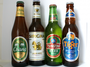 Asian Beer Gluten Test