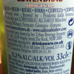 Lowenbrau Original Gluten Test