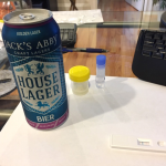 Jacks Abby House Lager Gluten Test