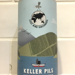 Lost and Grounded Keller Pils Gluten Test