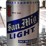 San Mig Light Gluten Test