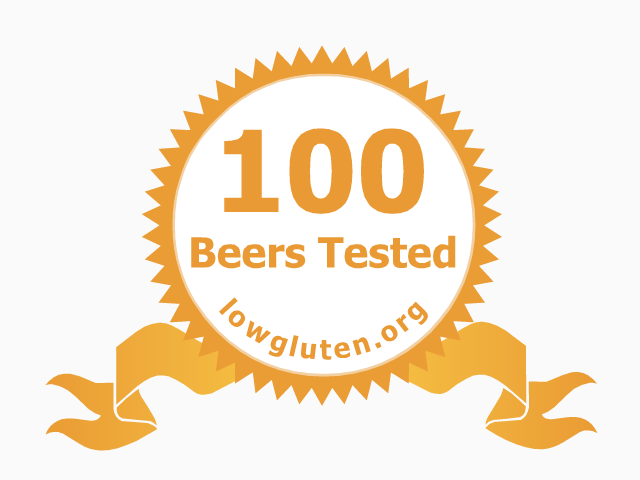 100 Beers Tested lowgluten.org